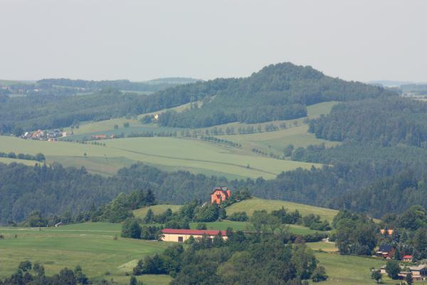 Affensteine, Carolafelsen, Sächsische Schweiz