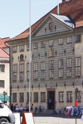 Kalmar, Rathaus, Schweden