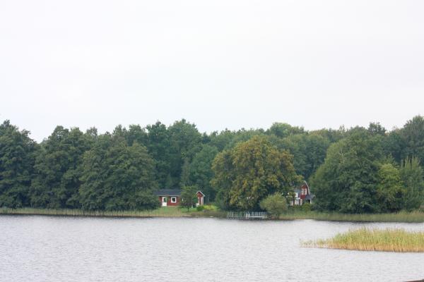 Schweden, See, Smaland, Wasser