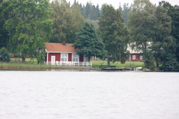 Aby, Schweden, See, Smaland, Värensleden, Wasser