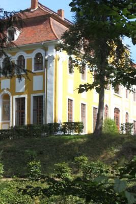 Neschwitz, Oberlausitz, Schloss