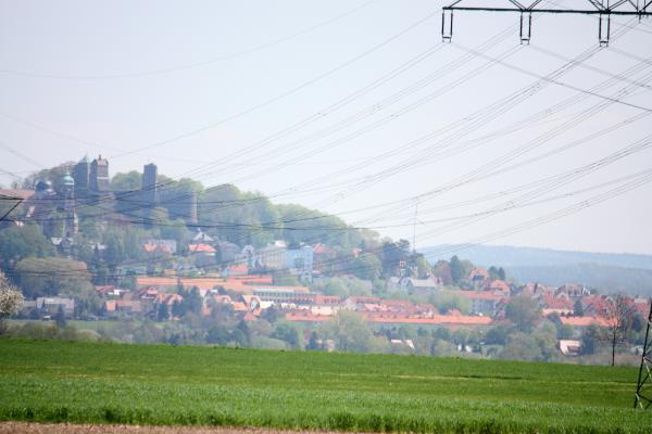 Dittersbach, Fahrrad, Schönfelder Hochland, Stolpen