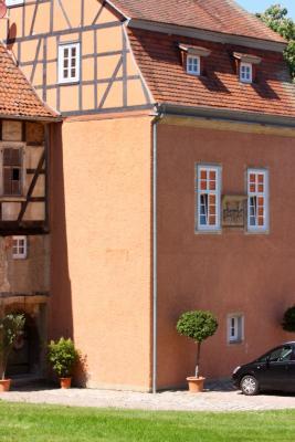 Architektur, Thüringen, Willershausen