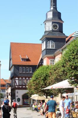 Architektur, Eisenach, Fachwerk, Thüringen