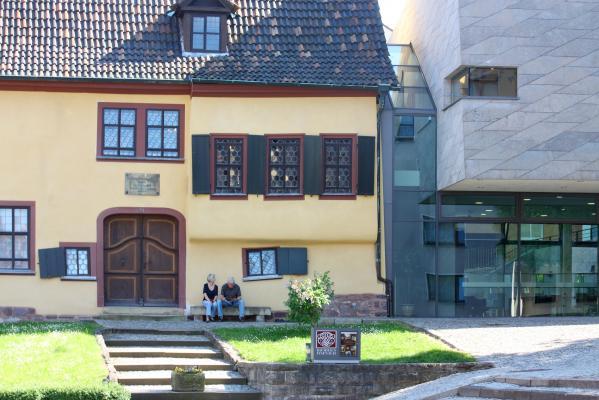 Architektur, Eisenach, Thüringen