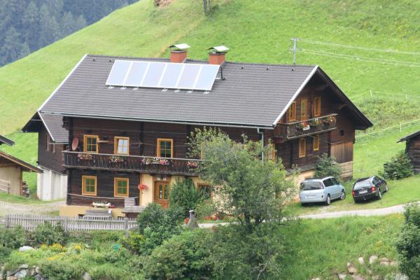 Alpen, Ferienwohnung, Hohe Tauern, Mitten und Umgebung, Mölltal, Österreich