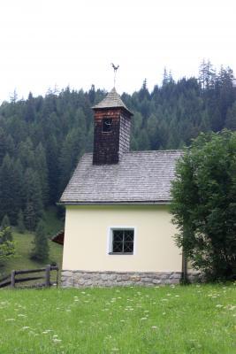 Alpen, Hohe Tauern, Kirche, Mitten und Umgebung, Mölltal, Österreich
