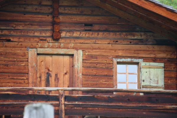 Almhütte, Alpen, Hohe Tauern, Holz, Kaser, Mitten und Umgebung, Mittener Alm, Mölltal, Österreich
