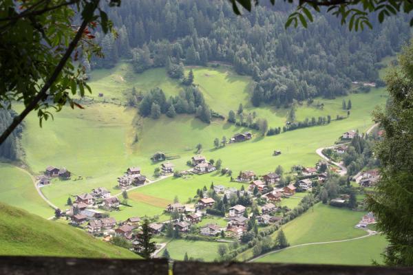 Alpen, Landschaft, Mitten und Umgebung, Ranach, Schobergruppe, Österreich