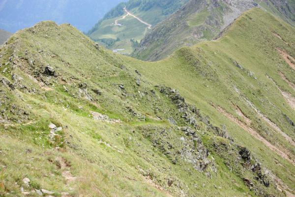 Alpen, Bodenhütte, Goldberggruppe, Melenkopf, Mölltal, Oberbauernalm, Stall, Tröger Törl, Österreich