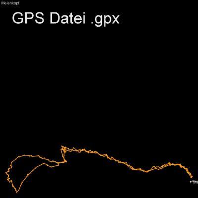 Melenkopf, Goldberggruppe, Stall, Alpen, Oesterreich, Kaernten, Moelltal, Höhenmeter 700m, Länge 9km, GPX Route, GPS Daten