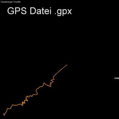Moelltal, oesterreich, KaerntenGradental, Gradenmoos, Alfred Nossberger Huette, Höhenmeter 825m, Länge 11km, GPX Route, GPS Daten