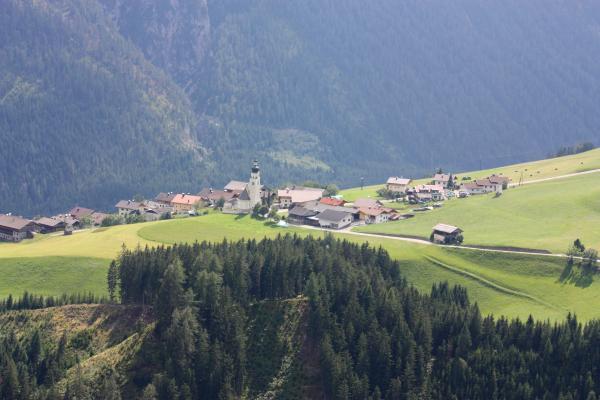 Alpen, Bichl, Deferegger Gebirge, Kontriner Kaser, Pustertaler Höhenstraße, Thulnkogel, Tullenkogel, Tullnkogel, Österreich