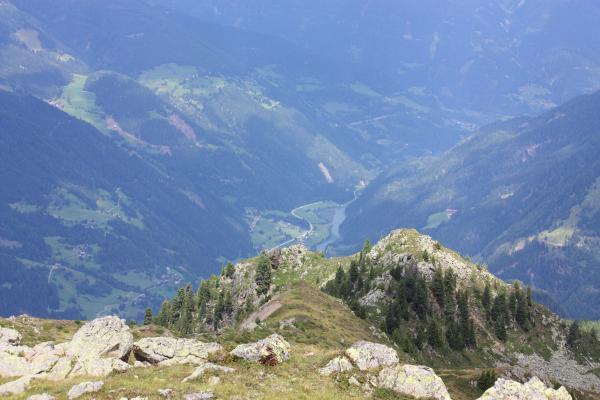 Alpen, Hohe Tauern, Mölltal, Stall, Thörlkopf, Trögertörl, Törlkopf, Österreich