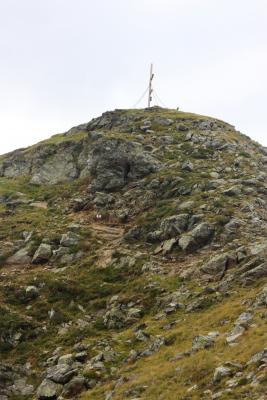 Alpen, Gipfel, Gipfelkreuz, Hohe Tauern, Mölltal, Stall, Thörlkopf, Trögertörl, Törlkopf, Österreich