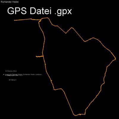 Fahrrad, Elster, Ruhlander Heide, rundkurs, Höhenmeter 30m, Länge 30km, GPX Route, GPS Daten