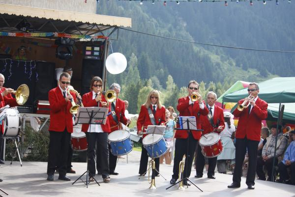 Champagny-le-Haute, Frankreich, Musik, Vanoise
