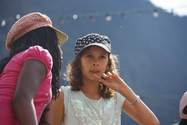 Champagny-le-Haute, Frankreich, Kinder, Vanoise
