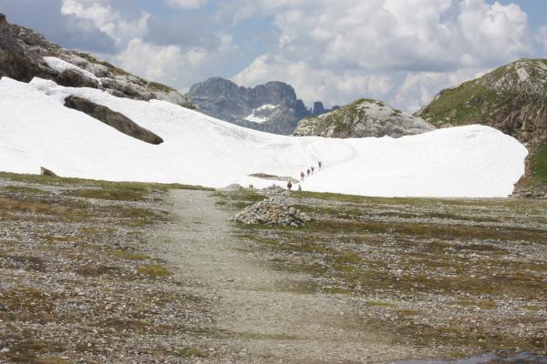 Col de la Vanoise, Frankreich, Pralognan, Vanoise
