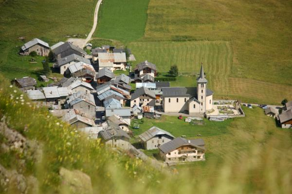 Champagny-le-Haute, Frankreich, Pointe Veliere, Vanoise