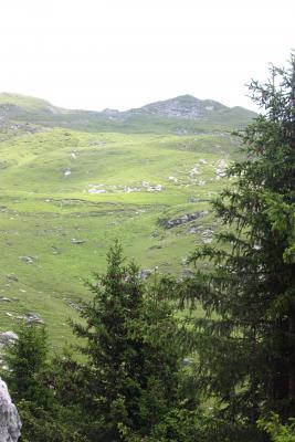 Champagny-le-Haute, Frankreich, Gipfel, Pointe Veliere, Vanoise