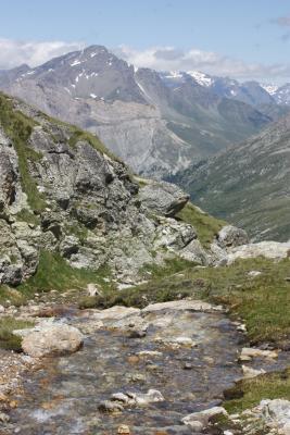 Bramans, Frankreich, Gipfel, Haute-Savoie, Vanoise