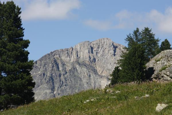 blau, Bramans, Frankreich, Haute-Savoie, Vanoise