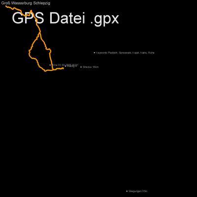 Paddeln, Spreewald, Kajak, Natru, Ruhe, Höhenmeter 35m, Länge 16km, GPX Route, GPS Daten