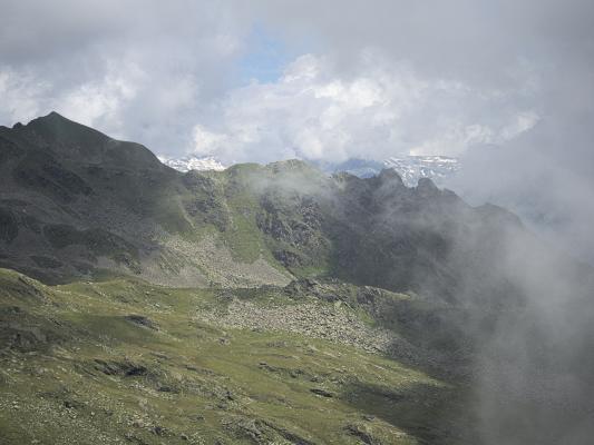 Hohe Tauern, Schwarzkofel, Strasskopf