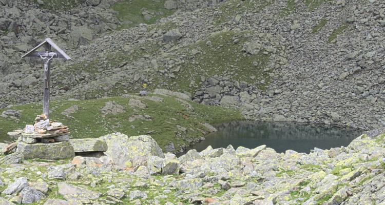 Hohe Tauern, Schwarzkofel, Schwarzkofelsee