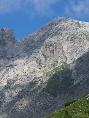 Gipfel, Gipfelkreuz, Hochstadel, Lienzer Dolomiten