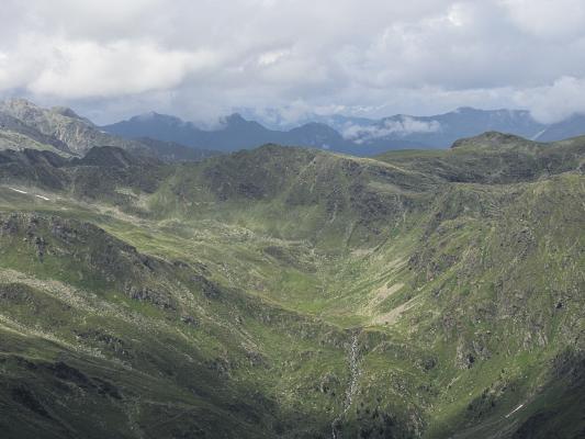 Alpen, Drautal, Hochtristen, Inzell, Kreuzeckgruppe