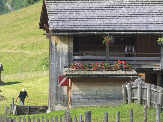 Goldberggruppe, Hohe Tauern, Magernigspitz, Maggernigspitz, Makernispitze