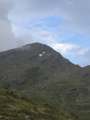 Gipfel, Gipfelkreuz, Unteralm