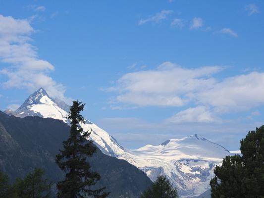 Alpen, Großglockner, Hohe Tauern, Österreich