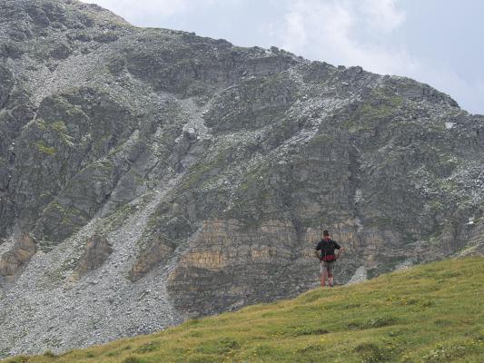 Alpen, Hohe Tauern, Stanziwurten, Trögeralm, Österreich