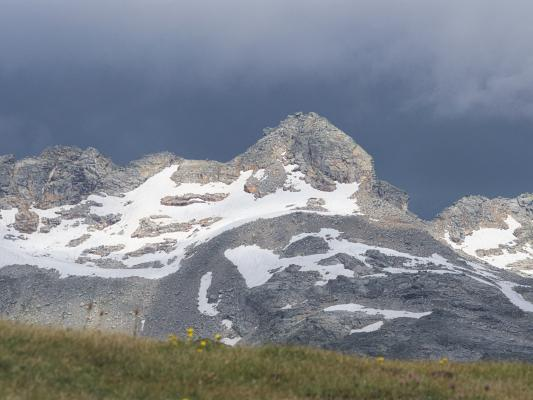 Alpen, Hohe Tauern, Trögeralm, Österreich