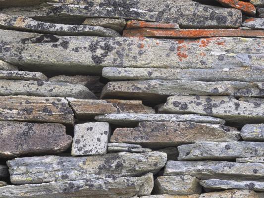 Alpen, Hohe Tauern, Steine, Steinplatten, Trögeralm, Österreich