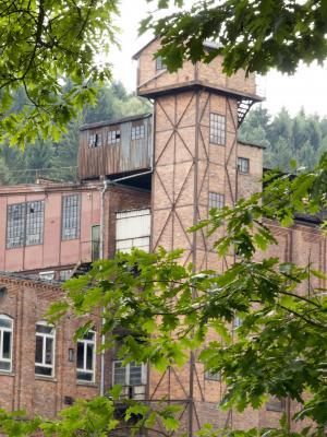 Industriebau, Sächsische Schweiz