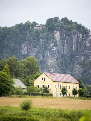 Bastei, Elbe, Rathen, Sächsische Schweiz