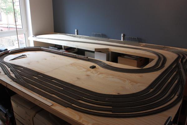 Eisenbahn, H0, Modelleisenbahn, TS01