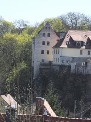 Schloss, Wesenitz