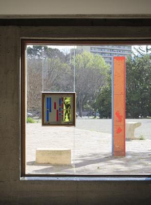 Cité radieuse, Frankreich, Le Courbusier, Marseille, Provence-Alpes-Côte d'Azur, Unité d'Habitation