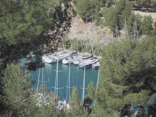 Calanques, Cassis, Frankreich, Provence-Alpes-Côte d'Azur