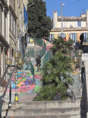 Frankreich, Marseille, Provence-Alpes-Côte d'Azur