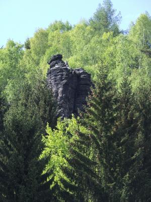 Biela, Ottomühle, Sächsische Schweiz