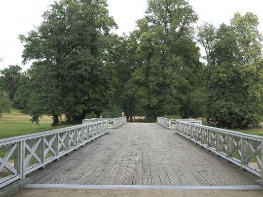 Bad Muskau, Brücke, Oberlausitz