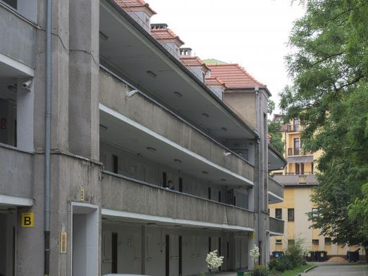 Altenheim, Fritz Behrendt, 1929, Breslau Wroclaw, Polen