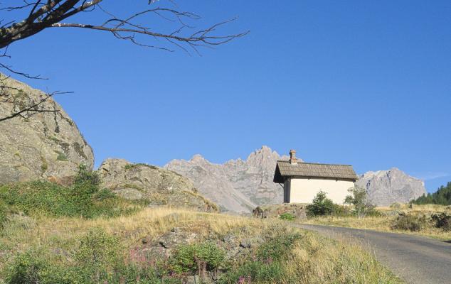 Clarèe, Frankreich, Hautes-Alpes