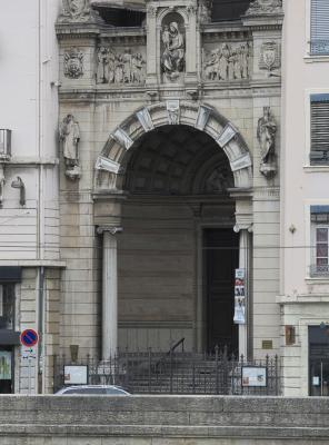 Frankreich, Kirche, Lyon, Rhone